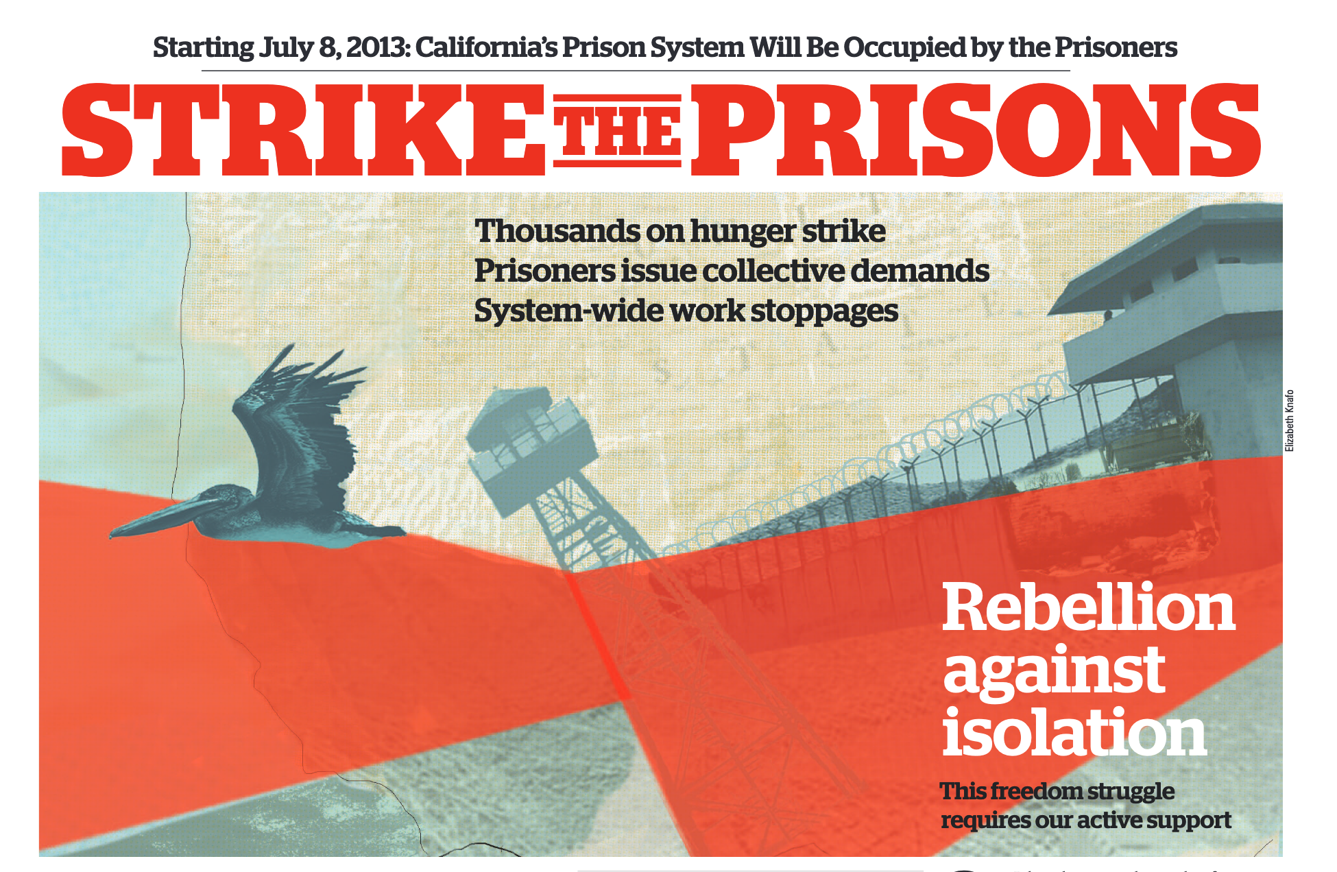 Strike the Prisons
